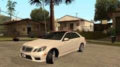 Mercedes-Bens e63 AMG для GTA San Andreas