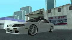Nissan Skyline R32 Zenki для GTA San Andreas