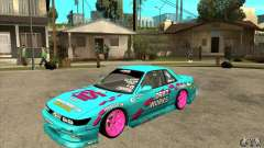 Nissan Silvia S13 Drift Works для GTA San Andreas