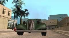 Ускорение для GTA San Andreas