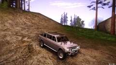 ГАЗ 2402 4x4 PickUp
