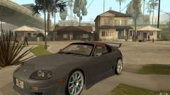 Toyota Supra Rz The Bloody Pearl 1998 для GTA San Andreas