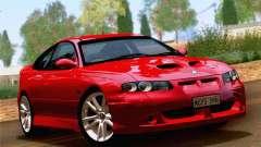 Vauxhall Monaro VXR для GTA San Andreas