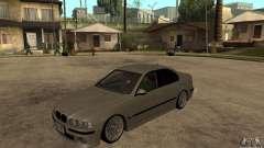 BMW E39 M5 Sedan для GTA San Andreas