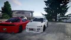 Mitsubishi 3000GT ST