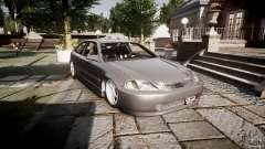 Honda Civic EK9 Tuning для GTA 4