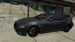 BMW M6 Hurricane RR для GTA 4