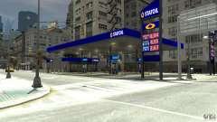 Statoil Petrol Station