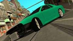 Elegy Piu для GTA San Andreas