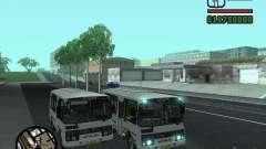 ПАЗ-32054 для GTA San Andreas