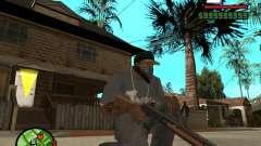 Chromegun для GTA San Andreas