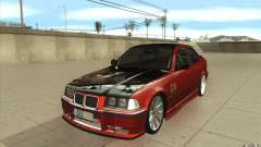 BMW Fan Drift Bolidas для GTA San Andreas