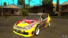 Subaru Impreza WRX STi X GAMES America из DIRT 2
