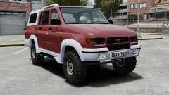 УАЗ-23632 Патриот