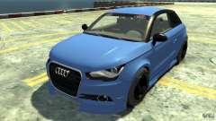 Audi A1 для GTA 4