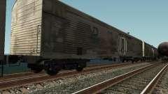 Рефрежираторный вагон Дессау №10