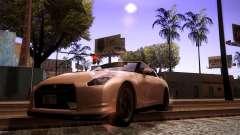 ENBseries by slavheg v2 для GTA San Andreas