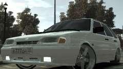 Ваз 2114 Тюнинг Дагестан для GTA 4