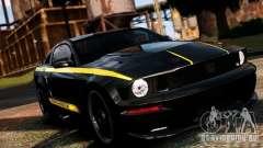 Ford Mustang (Shelby Terlingua) v1.0 для GTA 4