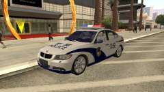 BMW 3 Series China Police