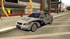 BMW 3 Series China Police для GTA San Andreas