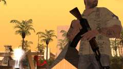 Франк Вудс из Call of Duty Black Ops