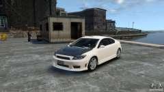 Toyota Scion для GTA 4