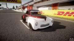 Willys Americar 1941 для GTA 4