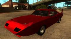 Dodge Charger Daytona Fast & Furious 6 для GTA San Andreas