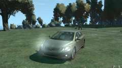 Toyota Corolla 2008 для GTA 4