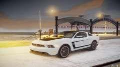 Ford Mustang 2012 Boss 302 v1.0 для GTA 4