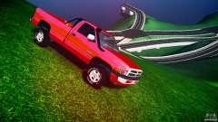 Dodge Ram 2500 1994 для GTA 4