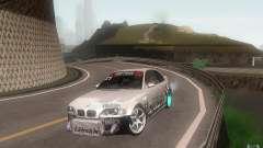 BMW M3 E46 для GTA San Andreas