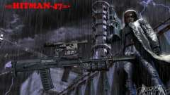Набор оружия из сталкера V2