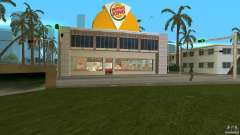 Burgerking-MOD для GTA Vice City
