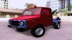 ЛуАЗ 13021 Эвакуатор