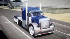Peterbilt Truck Custom для GTA 4