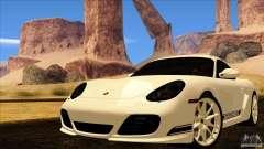 Porsche Cayman R 987 2011 V1.0