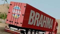 Прицеп для Scania R620 Brahma