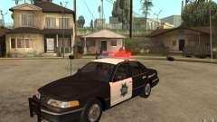 Ford Crown Victoria SFPD 1992
