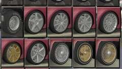 SA HQ Wheels