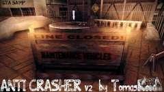 Анти-Crash для GTA SA:MP [v2.0]