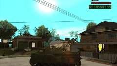 TT-140 mb для GTA San Andreas