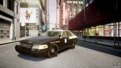 Ford Crown Victoria Florida Highway Patrol Units для GTA 4