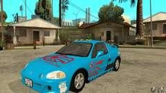 Honda CRX - DelSol