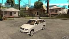 Skoda Fabia Combi для GTA San Andreas