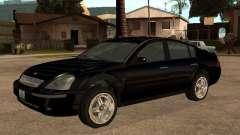 Nissan Teana для GTA San Andreas