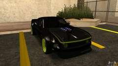 Ford Mustang из NFS Shift 2 для GTA San Andreas
