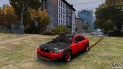 BMW M5 Lumma для GTA 4