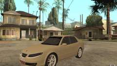 Saab 9-5 для GTA San Andreas